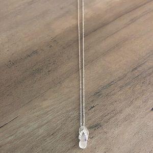 Na Hoku Hawaiian Slipper Necklace